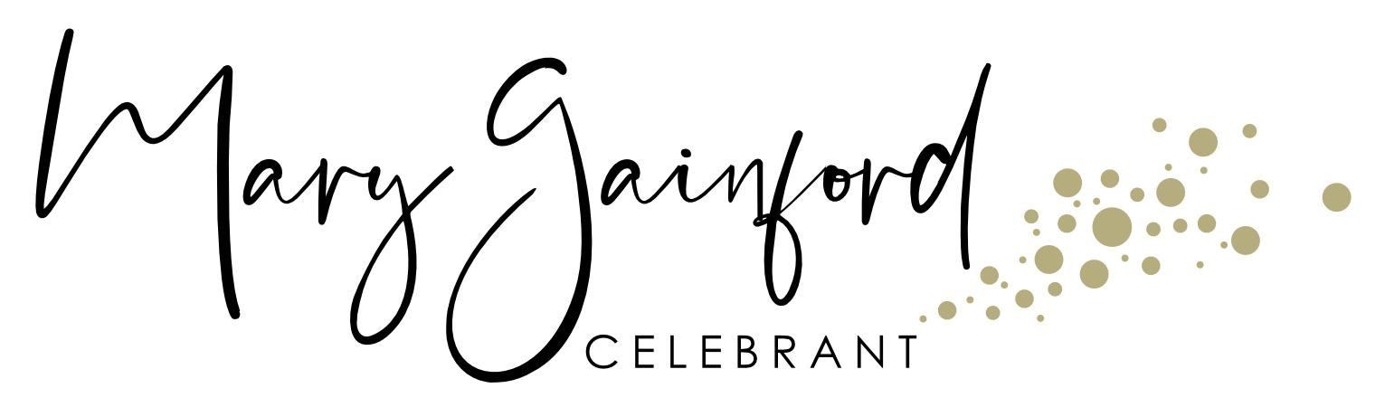 Mary Gainford Celebrant